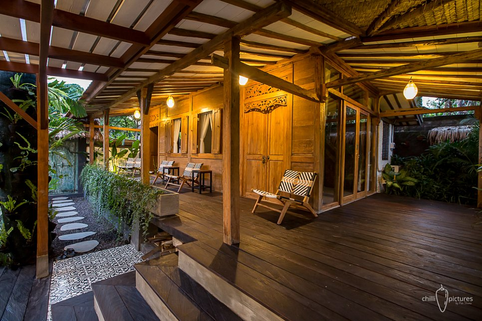 Chilli Wood villa project Bali - finished